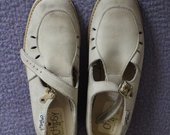 Odiniai vaikiški sandalai