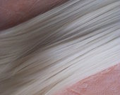 naturaliu plauku pakaitalas tresai