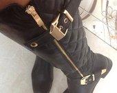 vietoje!! Chanel Style ilgaauliai
