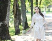 Vestuvinė suknelė (kostiumėlis)