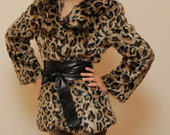 Nauji nerealus Guess leopardiniai kailinukai