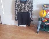 leopardine suknute