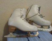 Vaikiškos dailiojo čiuožimo pačiūžos