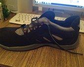 Nauji, vyriški darbo apsaugos batai
