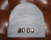 Pilka daili kepure