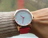 Marc Jacobs naujas laikrodis koralinis