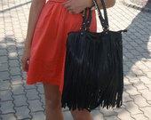koralinė / oranžinė ryški suknelė