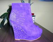 violetinės platformos