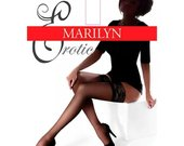 Marilyn Erotic 15 den priklijuojamos kojinės
