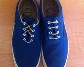 Vyriški mėlyni batai
