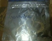 """2 """"Nuva Ring"""" kontraceptiniai žiedai"""