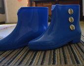 nauji guminiai batai