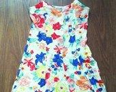 Vasariška gelėta suknelė