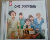 One Direction ,, Up all night'' CD albumas