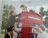 One Direction ,, Take Me Home '' CD albumas