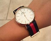 Naujas DW laikrodis