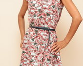 Laisva marga vasarinė Pull&Bear suknele