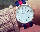 AKCIJA.Naujas DW laikrodis