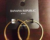 Banana Republic auskarai