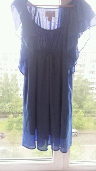 Mėlyna suknutė / H&M