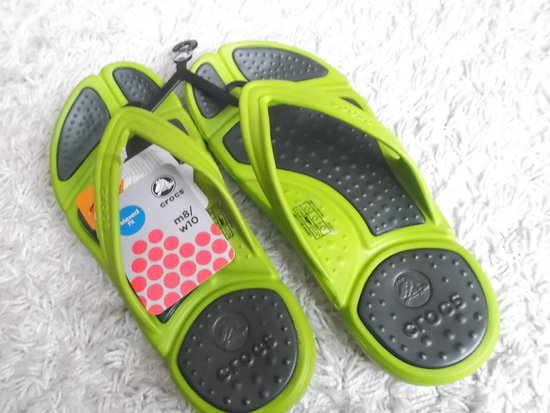 Crocs soft slepetes