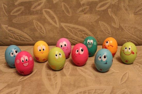 Puiki dovana Velykoms - kalbantis kiaušinis