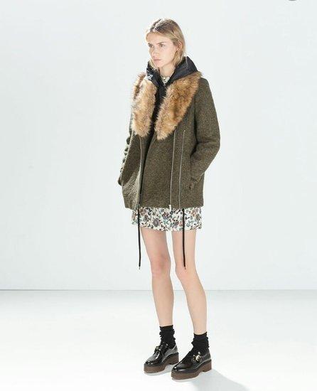 Vilnonis Zara paltas
