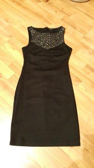 ZARA juoda suknelė