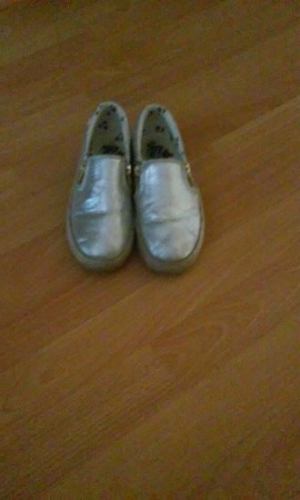 Vaikiski blizgantys batai
