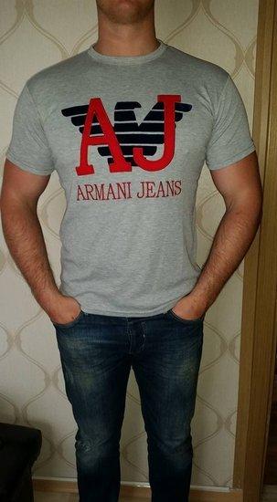 Vyriški stilingi ir gražūs marškiniai Armani