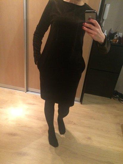 veliurine nauja suknele