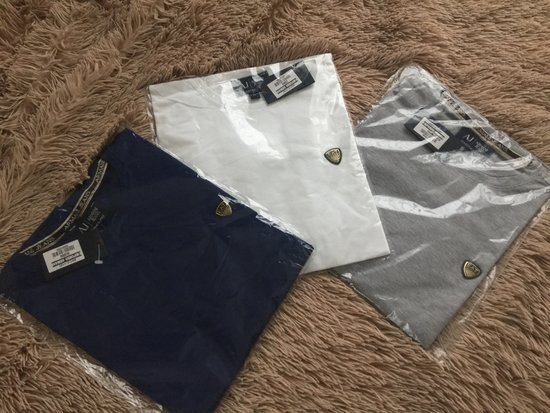 Armani marškineliai sunilgom rankovem