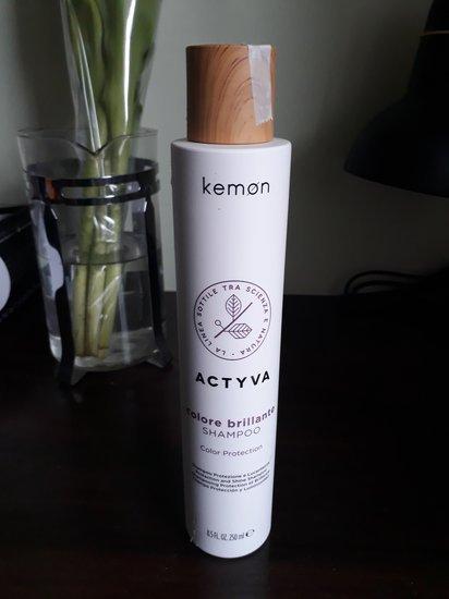 Kemon Colore Brillante šampūnas 250 ml