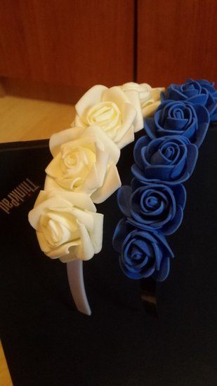 Lankeliai su rožytėmis