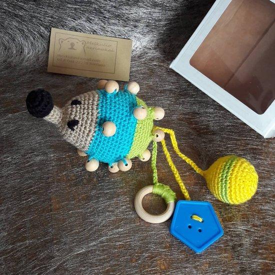 Lavinamasis žaisliukas ežys nr 1