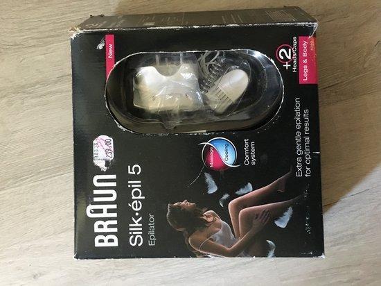Braun silk epil-5