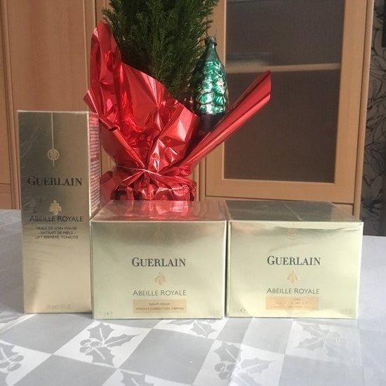 Guerlain kremai