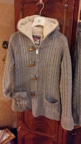 Šiltas Lee Cooper megztinis-džemperis
