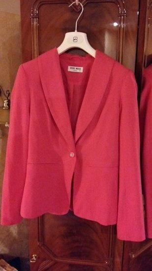 Klasikinis Vero Moda rožinis švarkelis