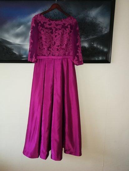 Nauja prabangi ir puošni suknelė