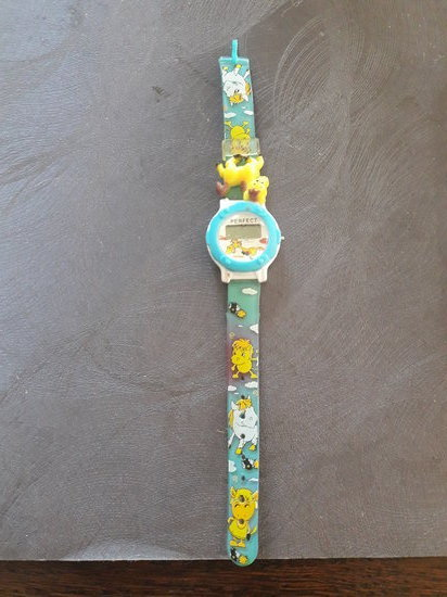 Vaikiskas puikus laikrodukas
