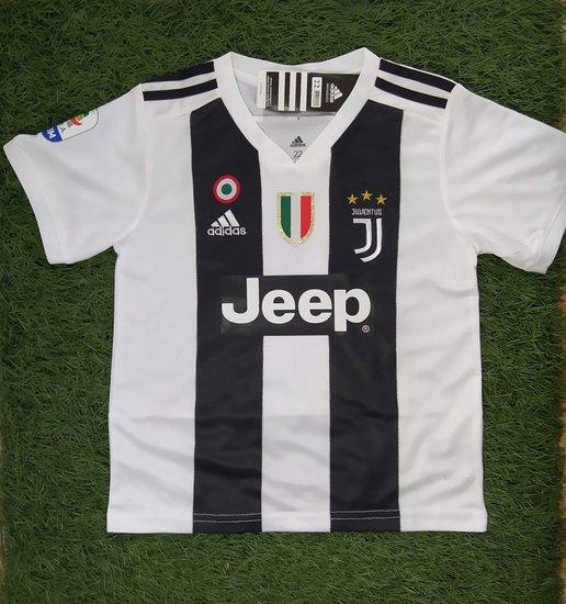 Juventus futbolo apranga vaikams Ronaldo 7