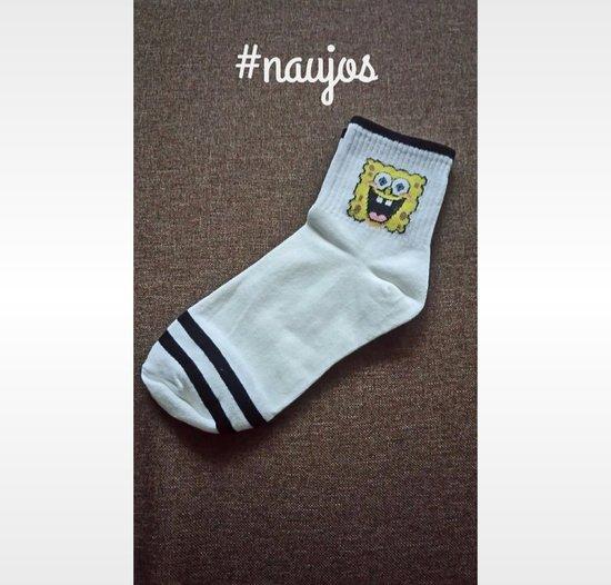 Naujos kojinės su Kempiniuku