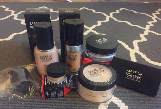 Make up forever kosmetika
