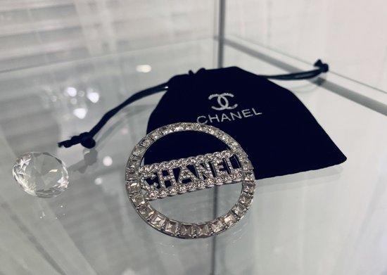 Chanel prabangi sage su cirkoniais