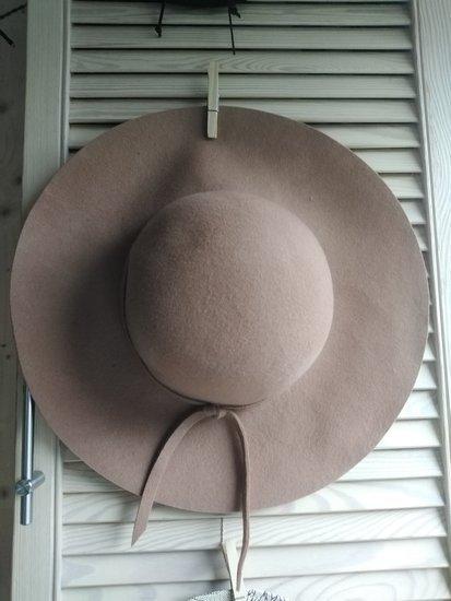 Rūda skrybėlė