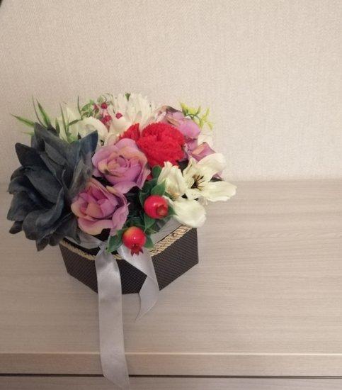 Gėlių puokste