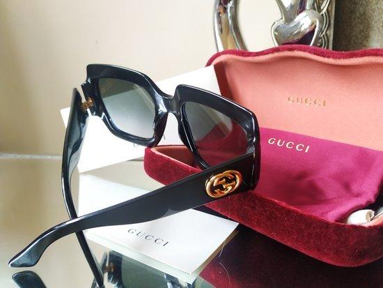 Orginalaus Gucci akiniai nuo saulės