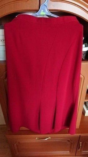 Raudonas kostiumėlis