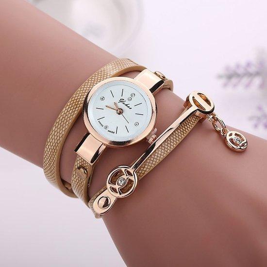 Moteriškas laikrodis - apyrankė